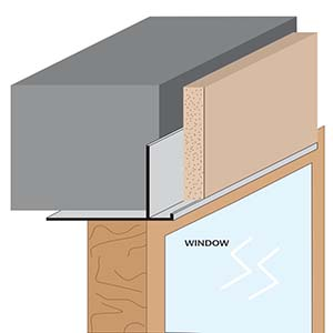 FRWM: Facia/Recessed Window Molding