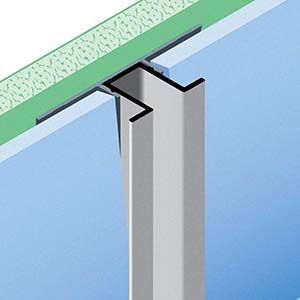 VLI-FCP: Vertical Lap Insert for Fiber Cement Panel